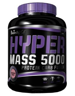 Hyper Mass 5000 - čokoláda, 5000 g