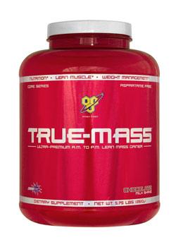True-Mass BSN - banán, 2610 g