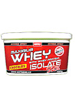 Maximum Whey Protein Isolate 92 - vanilka, 1000 g