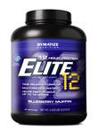 Elite 12 Hour Protein - banán, 2000 g