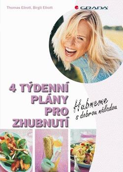 4 týdenní plán pro zhubnutí - , 1 ks