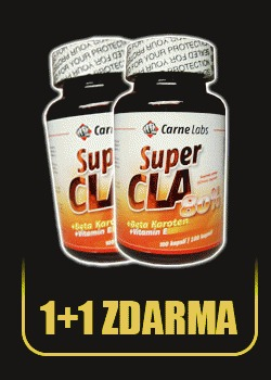 Super CLA 1 + 1 zdarma - , 1 balení min. trv. do 09/2019