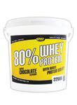 80% Whey Protein - jahoda, 2200 g