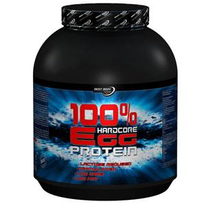 100% EGG Protein Hardcore - vanilka, 1900 g