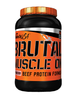 Muscle On Brutal - borůvka jogurt, 2270 g
