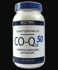 Koenzym Q10 (50 mg) - , 100 kapslí