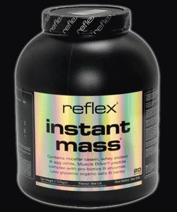 Instant Mass - jahoda, 5400 g
