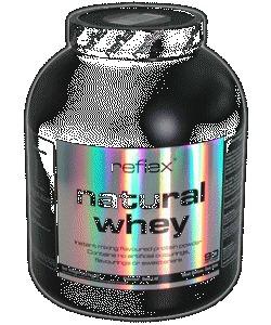 Natural Whey - přírodní čokoláda, 2270 g