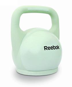 REEBOK - CARDIO BELL - bílý, 8 kg