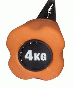 EUROSPORT TYČ NA AEROBIC - 6 kg, 1 ks