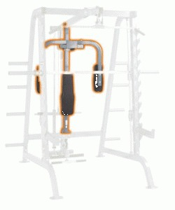 IMPULSE FITNESS IF-HCP PECK-DECK PRO IF-HC+HCS - , 1 ks