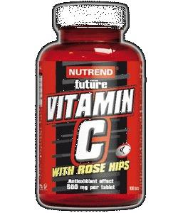 Vitamín C se šípky - , 100 tablet