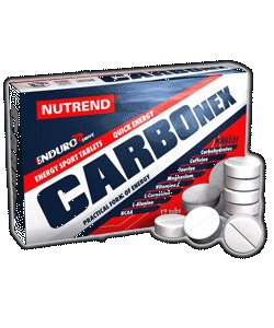 CarboneX (tablety) - , 12 tablet