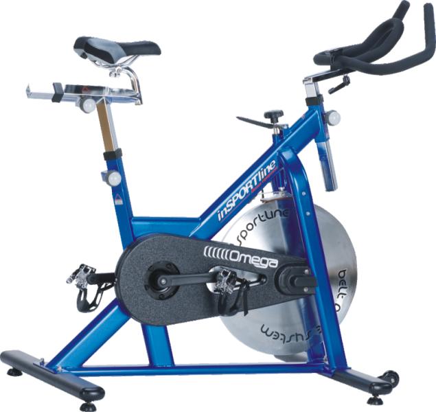 Cyklotrenažér inSPORTline Omegus - , 1 ks