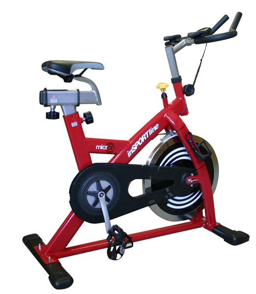 Cyklotrenažér inSPORTline Micron - , 1 ks