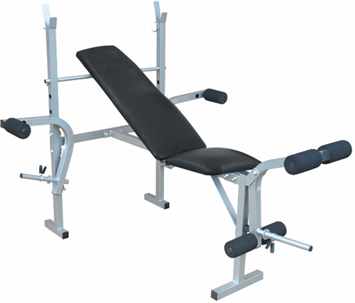 Posilovací bench lavice inSPORTline Light - , 1 ks