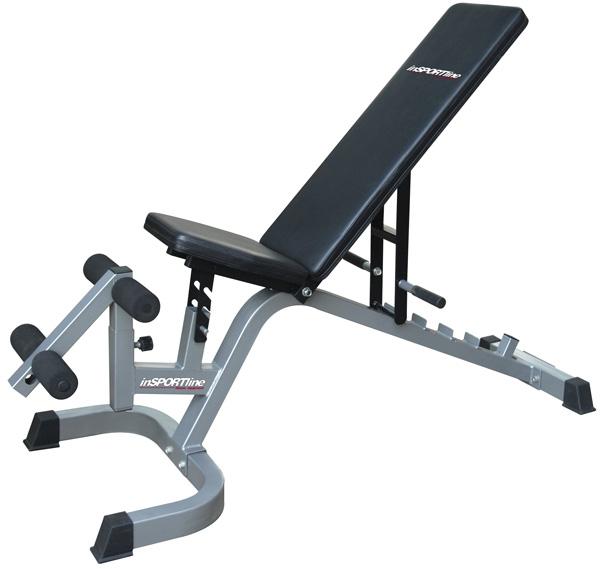 Univerzální lavice inSPORTline Profi Sit up bench - , 1 ks