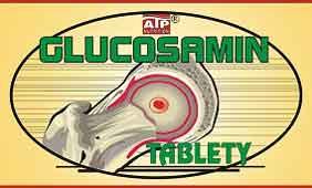 Glukosamin Tablety 100 tab - , 100 tablet