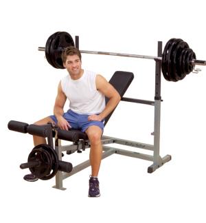 GDIB46L Body-Solid Bench lavička - , 1 ks