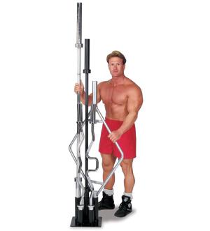 Stojan na olympijské tyče OBH5 Body-Solid - , 1 ks