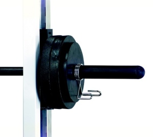 Olympic adaptér 30 mm/50 mm 40cm - , 1 ks