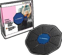 Balanční deska inSPORTline Disk