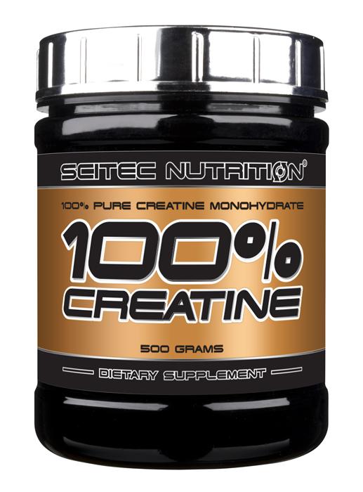 Creatine 100% Pure - , 500 g