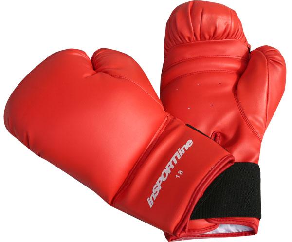 Boxerské rukavice inSPORTline - M, 1 pár