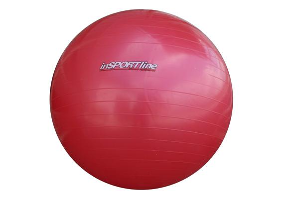 Gymnastický míč Super ball - červená, průměr 85 cm
