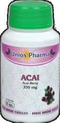 ACAI 350 mg - 90 kapslí - , 90 kapslí