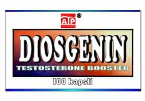 Diosgenin - , 100 kapslí