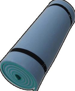 Karimatka dvouvrstvá - 12 mm,