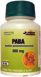 PABA 300mg - , 50 tablet