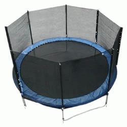 Ochranná síť MASTERJUMP na trampolíny 244 cm - , 1 ks