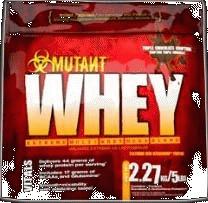 PVL Mutant Whey - vanilka, 4540 g