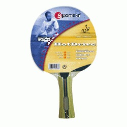 Pálka na stolní tenis SPONETA HotDrive - , 1 ks