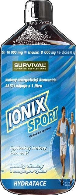 Survival Ionix Sport - grep, 1000 ml