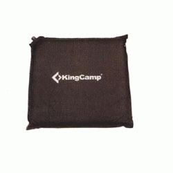Samonafukovací polštářek KING CAMP 40 x 30 cm - , 1 ks