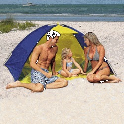 Plážový stan BESTWAY Beach - , 1 ks