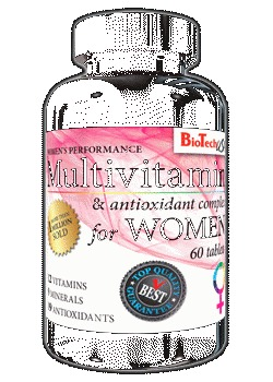 Multivitamin for Women - , 60 tablet