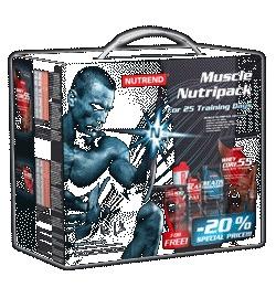 Muscle Nutripack - ,