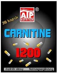 Karnitin 1200 - , 30 kapslí