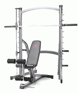 Posilovací stroj ARSENAL Smith machine MC1000 - , 1 ks