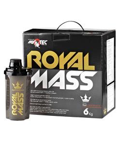 Royal Mass + shaker zdarma - vanilka, 6000 g