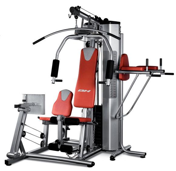 Posilovací věž BH Fitness Global Gym Plus - , 1 ks