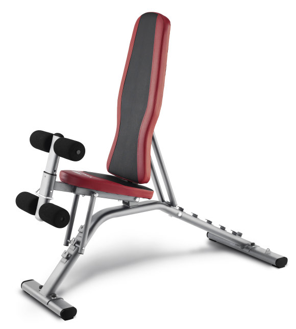 Posilovací lavice BH Fitness Optima - , 1 ks