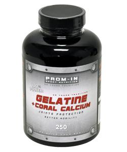 Gelatine + coral calcium - , 360 kapslí
