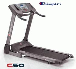 Běžecký pás Champion C50 - , 1 ks
