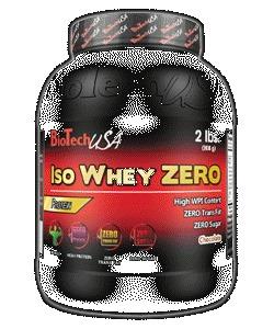 Iso Whey ZERO - vanilka, 3000 g