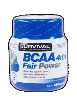 BCAA 4:1:1 Fair Power - , 150 tablet